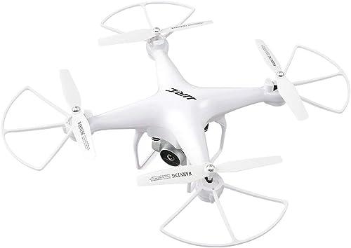 Ballylelly-JJR   C H68 RC Drone 2,4G FPV RC Quadcopter Drohne mit 720 P HD Kamera H  Halten Headless Modus 3D-Flip 20 mins Lange Flug (Weiß