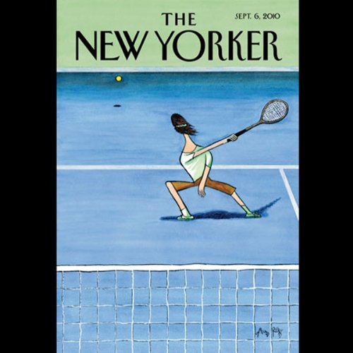 The New Yorker, September 6th 2010 (Amy Wilentz, Peter J. Boyer, Jill Lepore) cover art