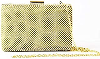 Lenz Crossbody Bag For Women, Gold, aM19-B117