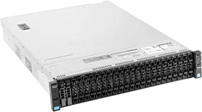 Dell Poweredge R730XD SFF Server 2X E5-2660v3 20 Cores 64GB H730 6X HDD Trays (Renewed)