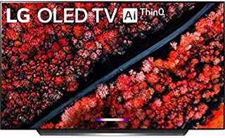 "LG OLED65C9AUA / OLED65C9PUA  C9 Series 65"" 4K Ultra HD Smart OLED TV (Renewed)"