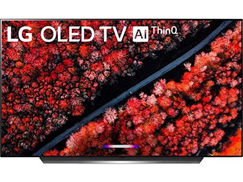 LG OLED65C9AUA / OLED65C9PUA C9 Series 65' 4K Ultra HD Smart OLED TV (Renewed)