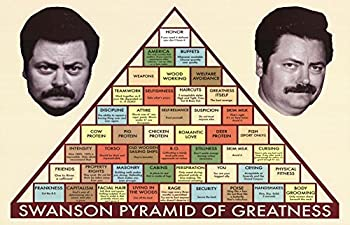 Best ron swanson pyramid Reviews