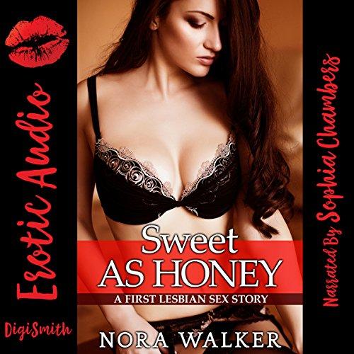 Sweet as Honey audiobook cover art