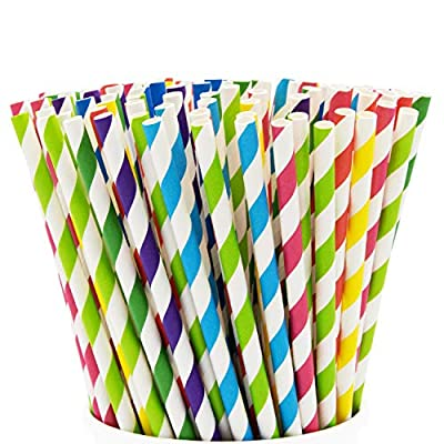 paper straws for drinking