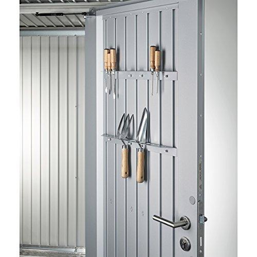 Werkzeughalter für HighBoard, silber-metallic, ca. 51,5 cm, versandkostenfreie Lieferung