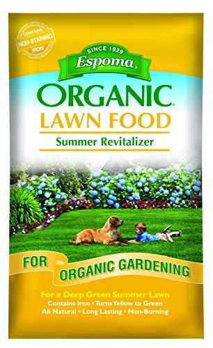 Espoma EOSR30 Organic Summer Fertilizer, 30-Pound
