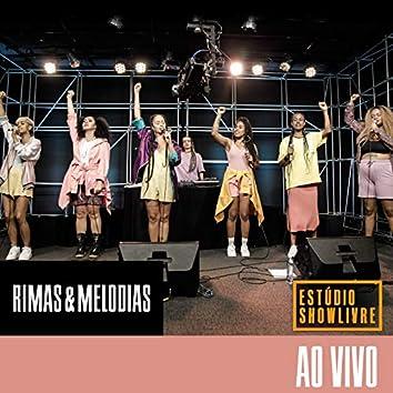 Rimas & Melodias no Estúdio Showlivre (Ao Vivo)