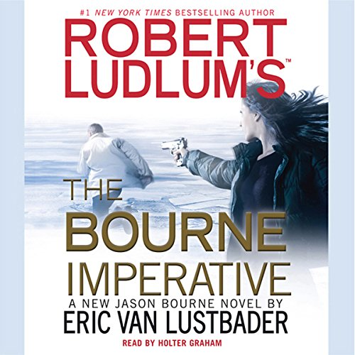 Robert Ludlum's (TM) The Bourne Imperative audiobook cover art