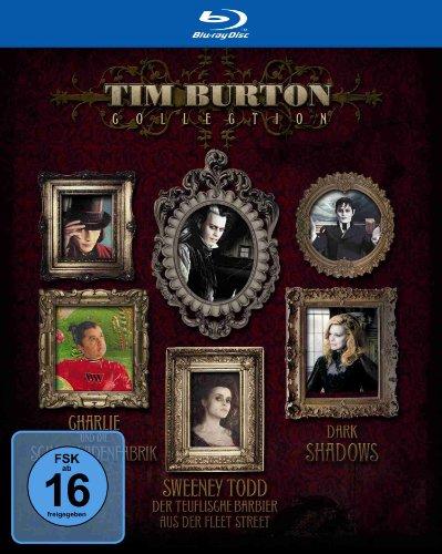 Tim Burton Collection [Blu-ray]