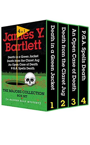 The Majors Collection: Hacker Golf Mystery Box Set (English Edition)