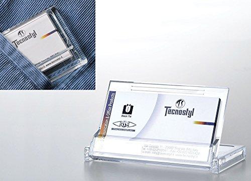 Tecnostyl BCH03 portabiglietti da Visita