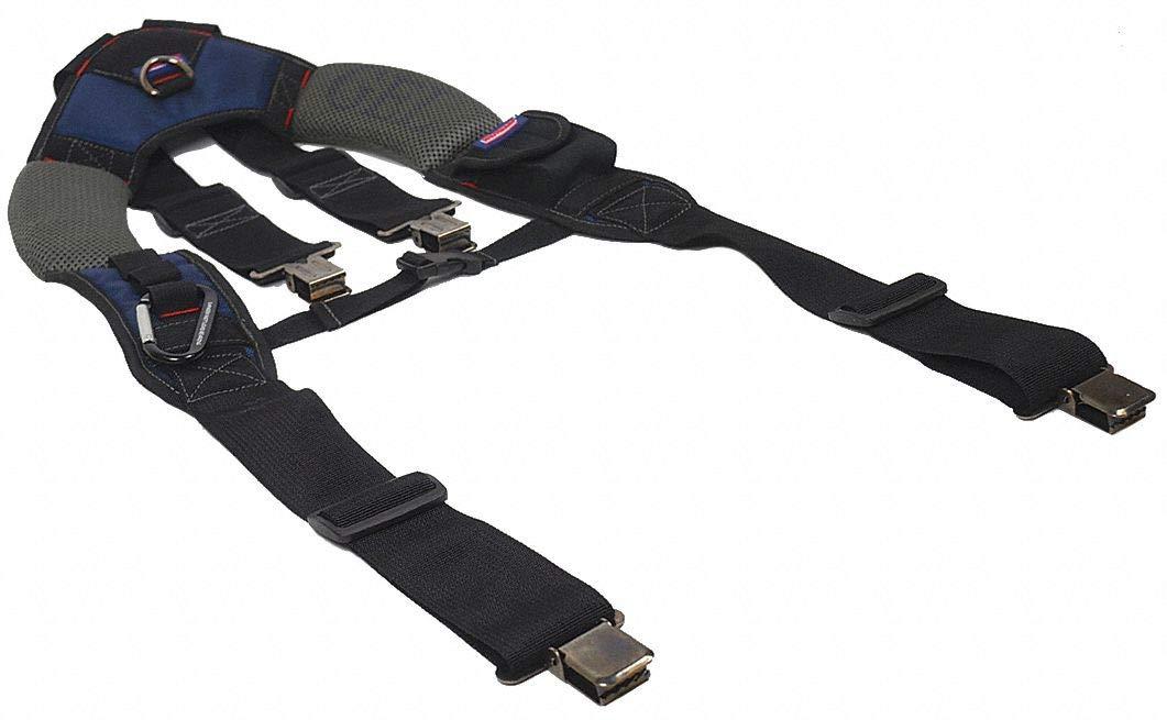 Westward 5MZP3 Suspenders, Gel