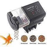 boxtech Automatisierte Futterspender Fischfütterung Automatische Futterautomat für Fische Aquarium