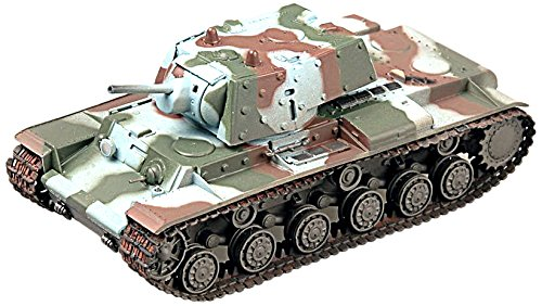 Easy Model 1:72 - Modellino Carro Armato Kv-1E - Heavy Tank (Finnish Army) - Em36280