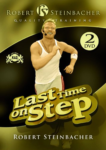Last Time on Step by Robert Steinbacher [2 DVDs]