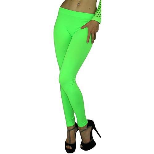 63467656bb6a91 ToBeInStyle Women's Footless Elastic Leggings