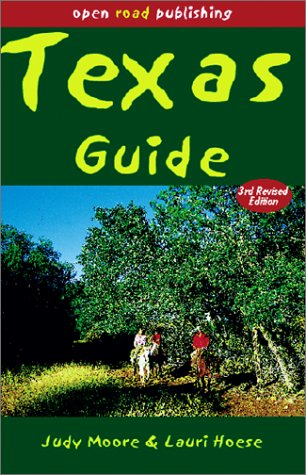 Texas Guide, 3rd Edition (Open Road Travel Guides)