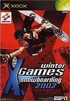 ESPN winter X Games Snowboarding 2002 (Xbox)