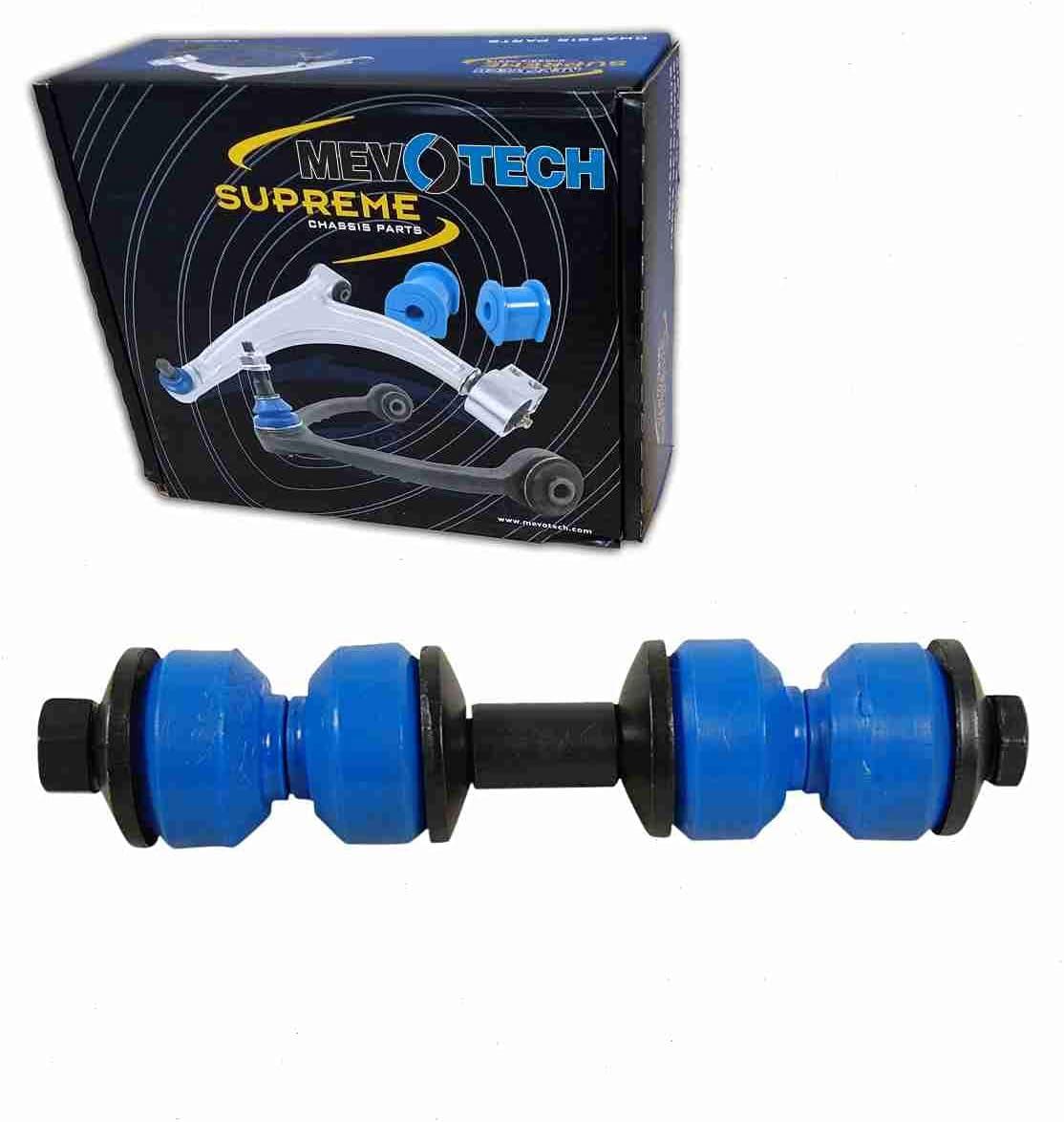 Mevotech Supreme Front Suspension Stabilizer compat Bar Kit Link ...