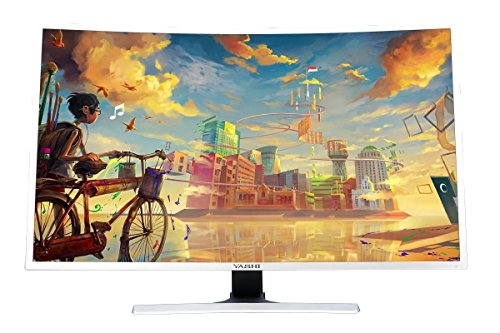 PIONEER CURVED 40' Curved 4K Ultra HD IPS HDMI + Display Port