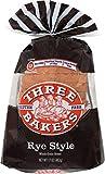 Three Bakers Rye Style Sliced Bread, Gluten Free, 19 oz