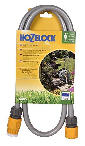 Hozelock - Juego de conectores para manguera - Conecta un sistema de manguera a un grifo.