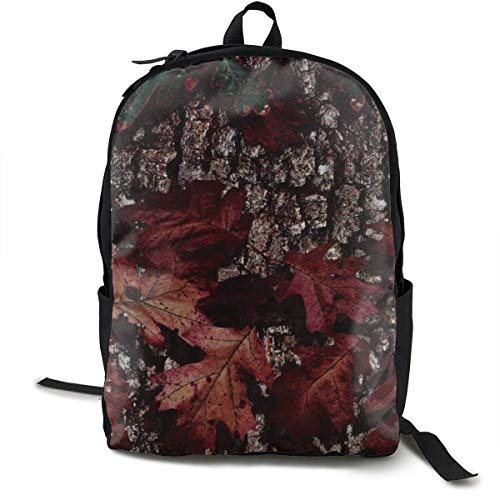 HGHGH LSJGG Classic DIY Backpack,Outfitter Tuff Camo School Bag Travel