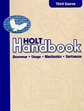 Holt Handbook: Student Edition Third Course 2003