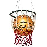 Lámpara de Techo Colgante Baloncesto – RFAIKA Las Decoraciones de Alta Calidad Integran Elementos Retro Industriales y Temas Deportivos,Es la Mejor Opción Para los Entusiastas del Baloncesto