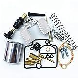 SYCEZHIJIA Piezas de Repuesto para cortacésped para el Kit de reparación de carburador Keihin CPO Koso Carburetor 28mm 30mm Nuevo Útil (Color : China)