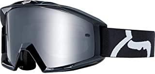 Fox Racing 2019 Main Goggles Race Black - Clear Lens