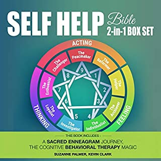 Self Help Bible: 2-in-1 Box Set  audiobook cover art