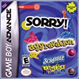 Sorry! / Aggravation / Scrabble Junior