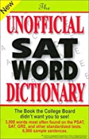 The Unofficial Sat Word Dictionary