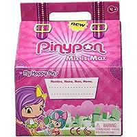Pinypon - Happy Pin, con 5 figuritas, niños y niñas de 4 a 8 años (Famosa 700014710)