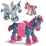 Bloco - Puzzle 3D de 418 piezas , color/modelo surtido
