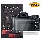 kinokoo Film de Verre trempé pour Canon EOS M6/M50/M100/PowerShot G1 X Mark III Film de Protection...