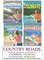 Country Roads - California - Washington - Colorado [DVD]