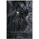 The Curse of La Llorona Movie Posters and Prints Arte de la pared Pintura en lienzo para la decoración de la sala de estar Impresión de arte en lienzo -50x75cm Sin marco