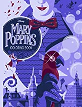 Mary Poppins Coloring Book: Great Coloring Pages For Kids   Ages 3 - 7