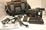 Panasonic pv-iq404 Palmcorder IQ VHSC Compact VHS Camcorder