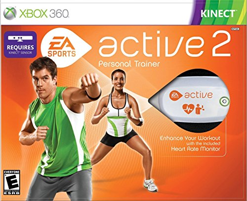 EA Sports Active 2 (Xbox 360) [Import UK]
