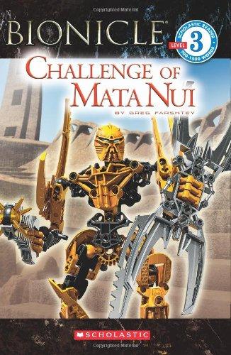 LEGO Bionicle: Challenge of Mata Nui (Level 3)