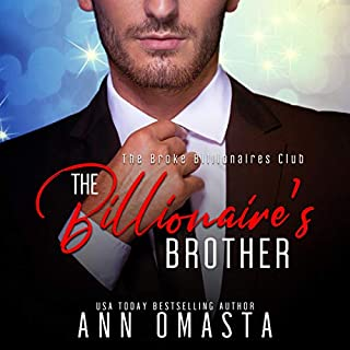 The Billionaire's Brother: A Sweet-with-Heat Billionaire Romance cover art