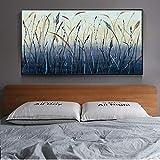 ganlanshu Quadro su Tela Senza Cornice Moderna pittura murale astratta paesaggio Naturale Tela per soggiorno Foto murale30X60cm