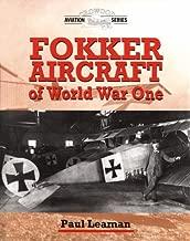 Fokker Aeroplanes of Wwi Hb