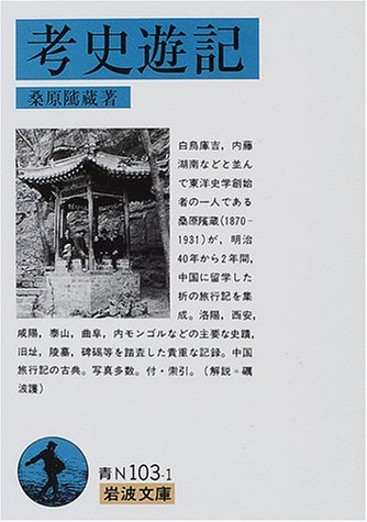 考史遊記 (岩波文庫)の詳細を見る