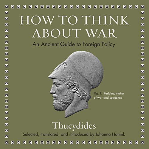 How to Think About War cover art