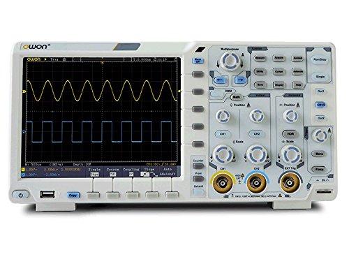 1G/s 200MHz帯域 ハイコストバフォーマンス 多機能1mV高感度高性能カラー デジタルオシロスコープ大画面 N...